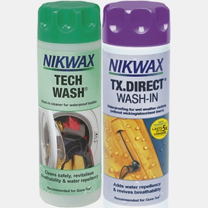 NIKVAX Duo Tech Wash / TX Direct